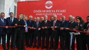 İzmir Mobilya Fuarı sektörün yoğun ilgisiyle karşılandı