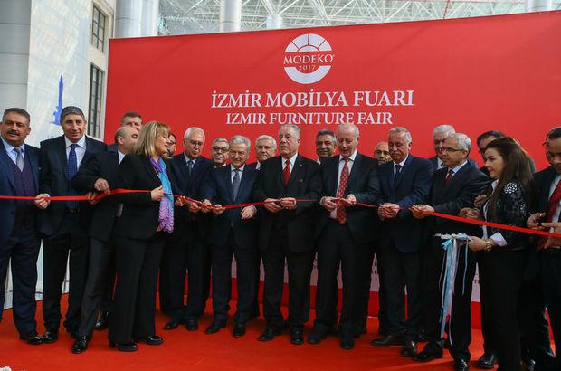 İzmir Mobilya Fuarı nerede, nasıl gidilir? İzmir Mobilya Fuarı başladı!
