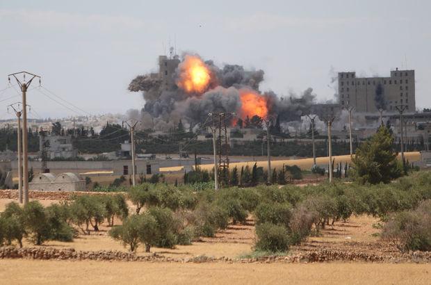 Rusya: Münbiç, Suriye Ordusu'na devrediliyor