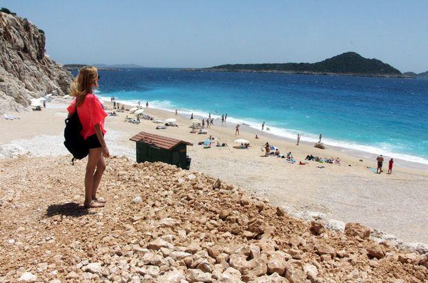 Kaputaş Plajı'ndaki yapılaşma hukuka aykırı bulunmadı