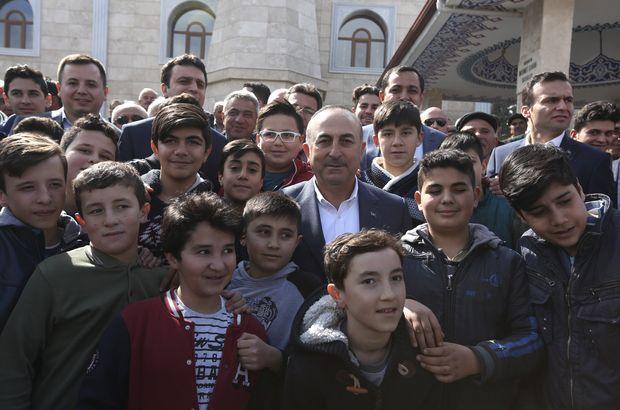 Mevlüt Çavuşoğlu: FETÖ'cüler yargının ayarını bozdu