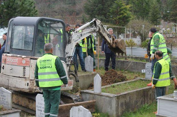 1999 Depreminde kaybolan kızı için 35 mezar açılacak