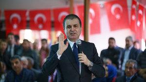 Ömer Çelik: Türkiye'nin refahını büyütmekle uğraşacağız