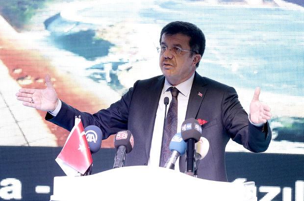 Ekonomi Bakanı Zeybekci'nin Almanya'da katılacağı etkinlik iptal edildi