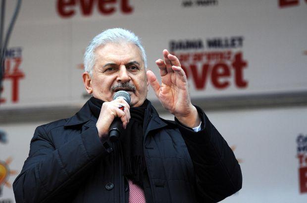 Binali Yıldırım: 21. yüzyılı Türkiye'nin yüzyılı yapacağız