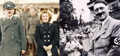 Adolf Hitler'in hiç bilinmeyen fotoğrafları ortaya çıktı