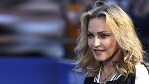 Madonna, Konya'daki Mevlana Türbesi'ni ziyarete geliyor