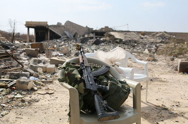 Terör örgütü PKK ve Peşmerge'den 24 saatlik ateşkes