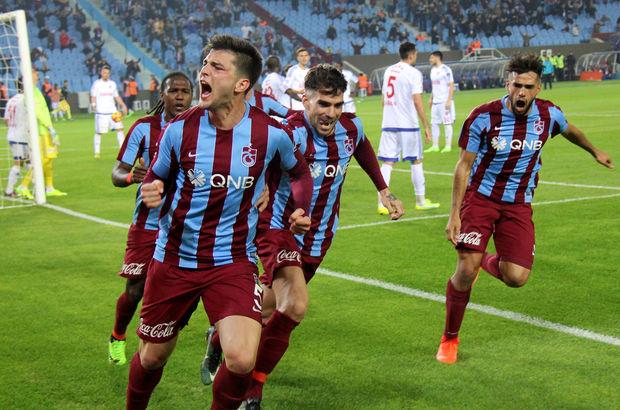 Trabzonspor: 1 - Kardemir Karabükspor: 0 | MAÇ SONUCU