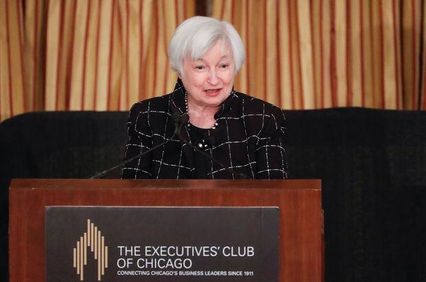 ABD Merkez Bankası (Fed) Başkanı Janet Yellen