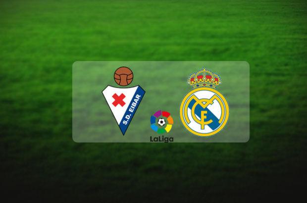 Eibar Real Madrid maçı ne zaman, saat kaçta, hangi kanalda?