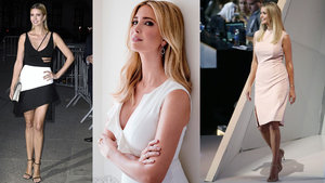 Ivanka Trump: Modanın first lady'si
