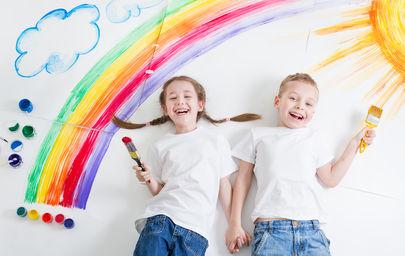 Çocukların resimlerinde hangi anlamlar yatıyor?