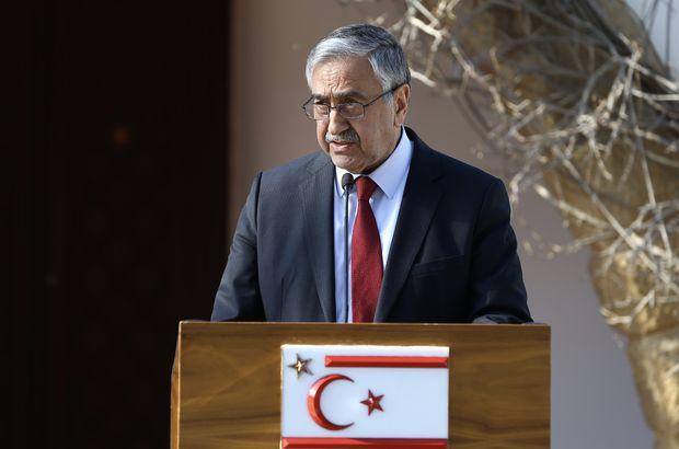 KKTC'den Kıbrıs'ta müzakerelere devam için 'Enosis' şartı