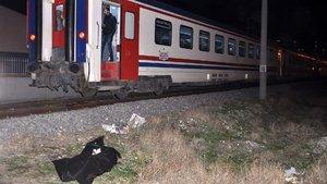Osmaniye'de trenin çarptığı Suriyeli kadın hayatını kaybetti
