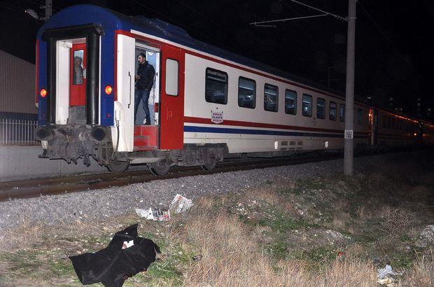 Trenin çarptığı Suriyeli kadın hayatını kaybetti