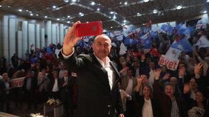 Bakan Mevlüt Çavuşoğlu'ndan Almanya ile kritik görüşme