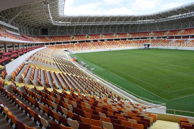 Yeni Malatya Stadı bugün açıldı!