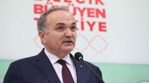 Sanayi Bakanı Faruk Özlü'den KOSGEB açıklaması