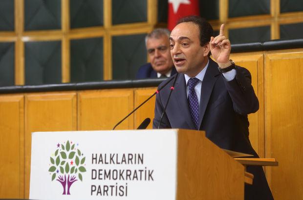 HDP'li Osman Baydemir: 12 Eylül'e de 16 Nisan'a da hayır diyoruz