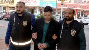 Kahramanmaraş'ta çocuğa işkence yapan market çalışanı tutuklandı