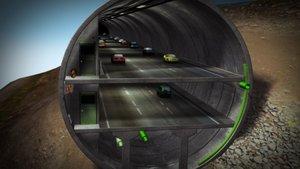 Avrasya Tüneli'nden ihlalli sürücüye güvenli ödeme sunuluyor