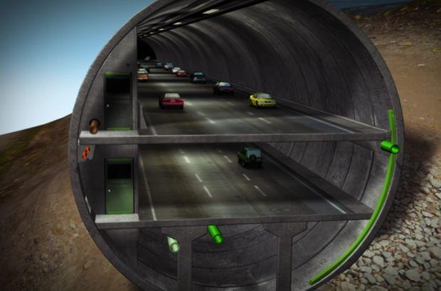Avrasya Tüneli'nden ihlalli sürücülere kolaylık!