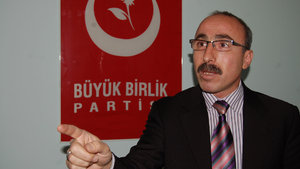 BBP'li Hakkı Öznur: Dayatılan bu rejim değişikliğini kabul etmiyoruz