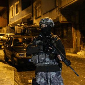 YPG'li teröriste İstanbul'da gözaltı