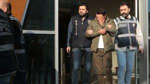 NATO boru hattından akaryakıt çalan 4 kişi tutuklandı