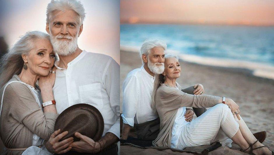 37 yıldır uyum içinde giyinen çifte bayılacaksınız!