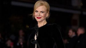 Nicole Kidman kapaklı Türkiye tanıtımı