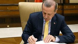 Cumhurbaşkanı Erdoğan'ın onayladığı 34 kanun Resmi Gazete'de