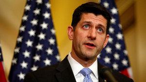 Paul Ryan: Yeni sağlık yasa tasarısı Temsilciler Meclisinden mutlaka geçecek