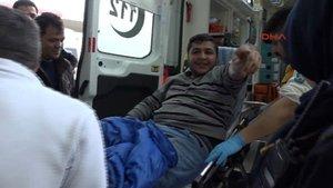 Kayseri'de tüfekle vurulan genç: Sahte peygamber beni vurdu