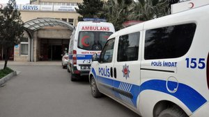 Zonguldak'ta hastaneden firar eden mahkum herkesi şaşırttı