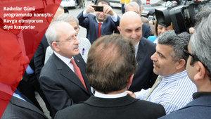 """Sakarya'da bir kişi Kılıçdaroğlu'na """"başbakan"""" gafını sordu"""