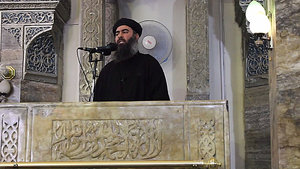 Terör örgütü DEAŞ'ın lideri Bağdadi'yle ilgili flaş iddia