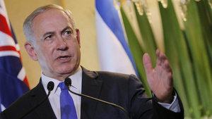 İsrail Başbakanı Netanyahu: Barışın gelmemesinin nedeni ulus devletin reddedilmesi