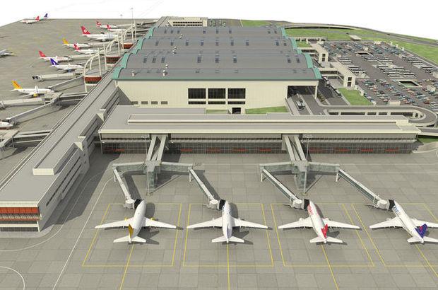Havalimanı ihalesi gelecek ay yapılacak!