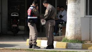 Hatay'da elindeki fünye patlayan astsubay yaralandı