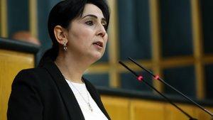 Yargıtay'dan Figen Yüksekdağ hakkında karar
