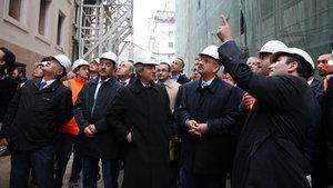 Bakan Mehmet Özhaseki: Bu bölgede bir deprem olacak