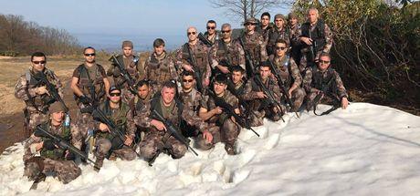 Karadeniz'de teröristlerin korkulu rüyası: 'Ejder Timi'