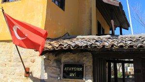 Atatürk'ün Çanakkale'deki evi restore edilecek