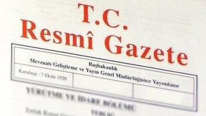 Enerji ve Tabii Kaynaklar Bakanlığına ait atamalar Resmi Gazete'de