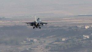 Kuzey Irak'a hava harekatında 3 hedef imha edildi