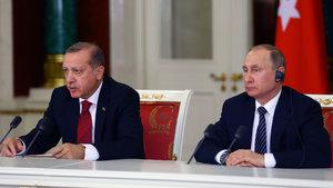 Türkiye-Rusya Yatırım Fonu için imzalar atıldı