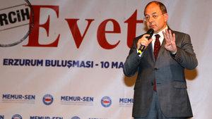 Recep Akdağ: Necmettin Erbakan mezardan çıksa, Saadet Partilileri tekme tokat döver