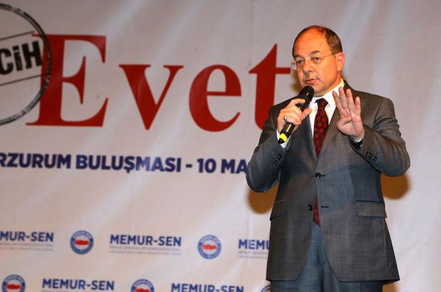 Bakan Akdağ: Mezardan çıksa, Saadet Partilileri tekme tokat döver